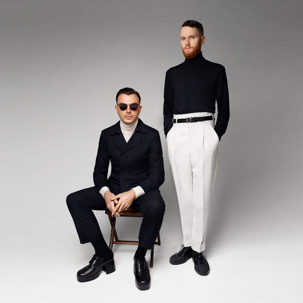 Hurts / Discography [2011-2017] AAC от BestSound ExKinoRay