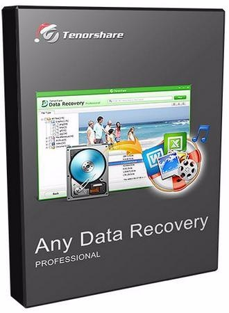 Скачать Tenorshare Any Data Recovery Pro [6.4.0] [2018]
