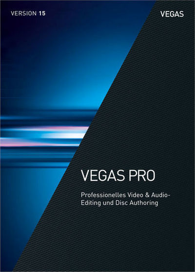 MAGIX Vegas Pro 15.0 Build 387 (x64) [Multi/Ru]
