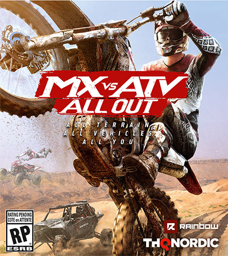 MX vs ATV: All Out [v 2.8.0 + DLCs] [2018 / Action, Racing, 3D, ATV, Motorcycles / RePack]