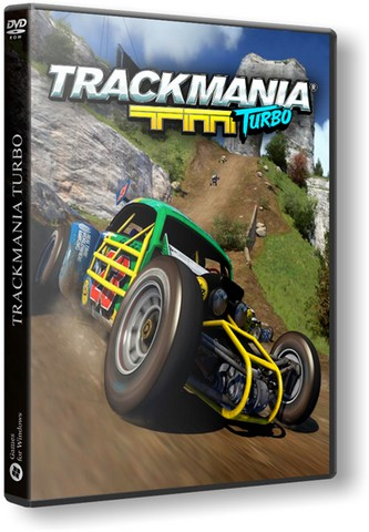Скачать Trackmania Turbo [2016 / Arcade, Racing, Cars, 3D / RePack]
