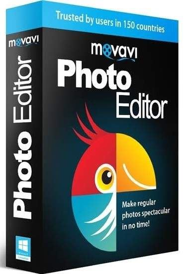 Скачать Movavi Photo Editor [6.3.0 Portable] [2020]