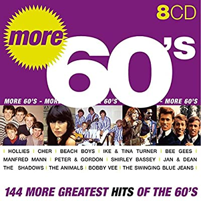 Скачать VA - More Greatest Hits Of The 60's - CD1 (2005) FLAC