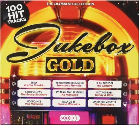 Скачать VA - Jukebox Gold: Ultimate Collection CD 2 (2020) MP3
