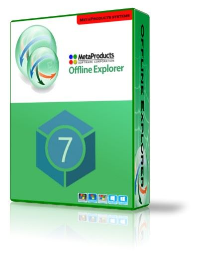 MetaProducts Offline Explorer Enterprise 7.8.4660 (2020)