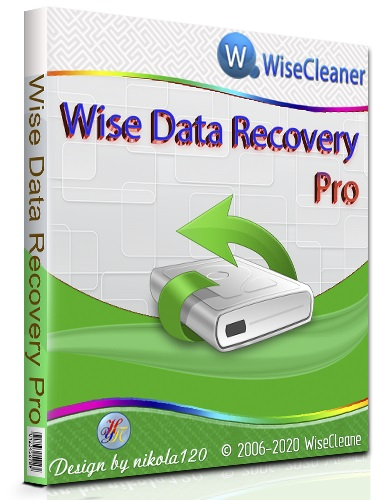 Скачать Wise Data Recovery Pro (5.1.6.334) (2020)