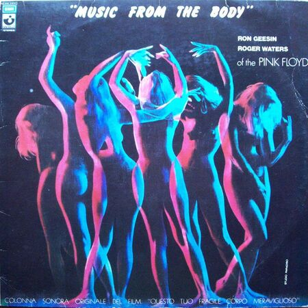 Roger Waters & Ron Geesin - Music From The Body (1970) Mp3