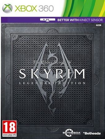 The Elder Scrolls V: Skyrim - Legendary Edition (2013) XBOX360