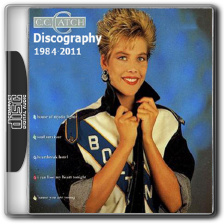 C.C. Catch / Discography [1986-2011]