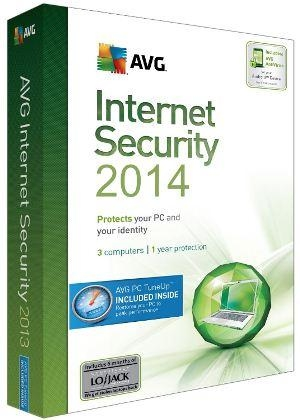 AVG Internet Security 2014 v.14.0.4117 Final [2013]