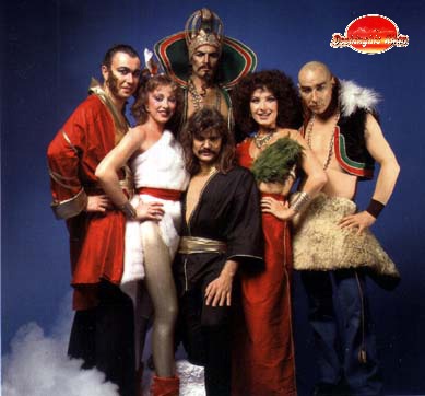 Dschinghis Khan / Discography [1979-2009]