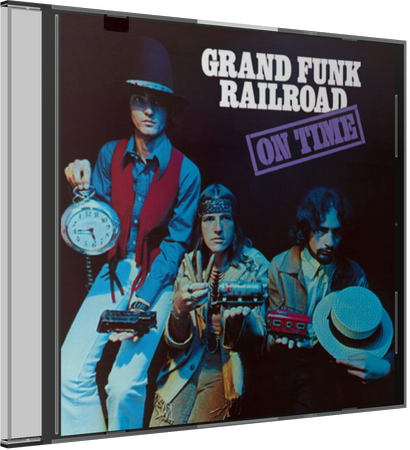 Grand Funk Railroad - Discography (1969-2012) MP3