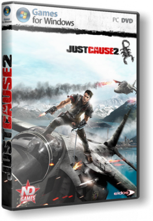 Just Cause 2 [2010 / Action (Shooter), Arcade, Racing (Cars / Helicopter), 3D, 3rd Person / Repack]