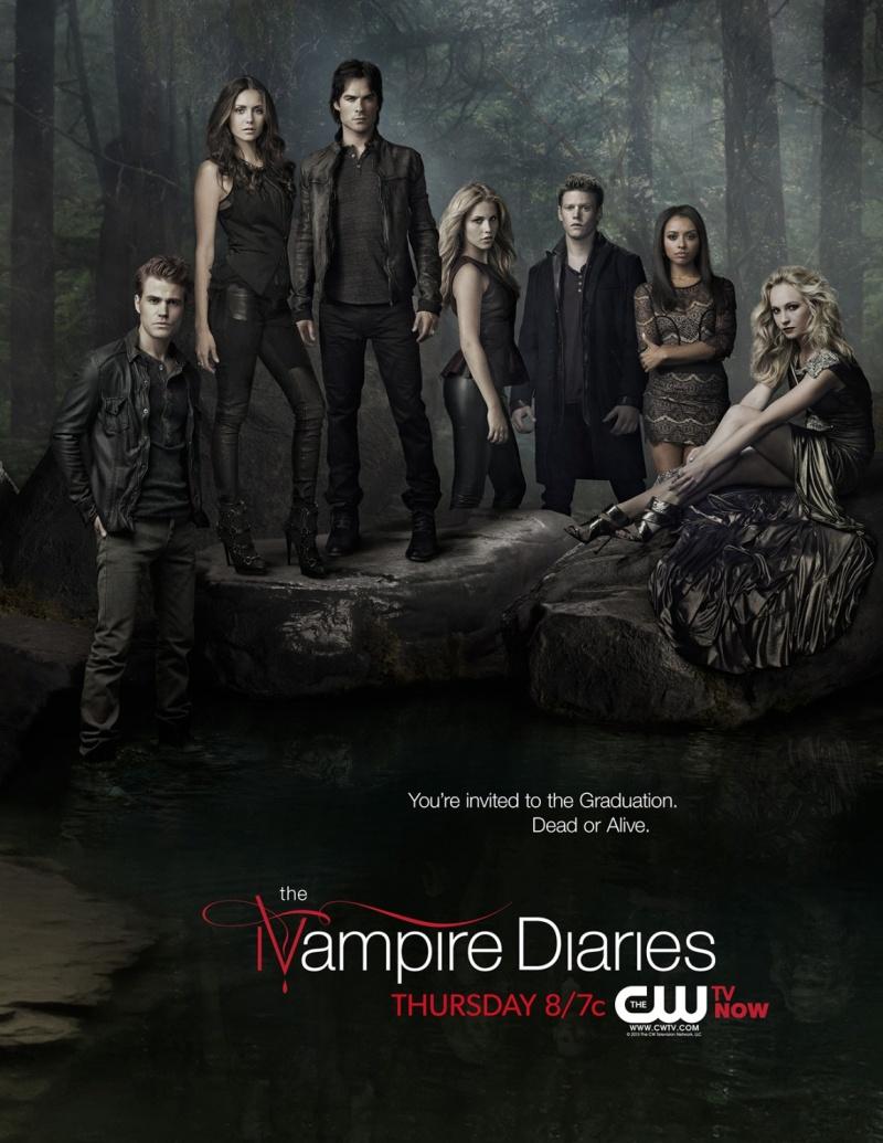 дневники вампиров смотреть онлайн 5 сезон 5 серия