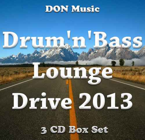 VA / Drum  Bass, Lounge Drive (3 CD) [2013]
