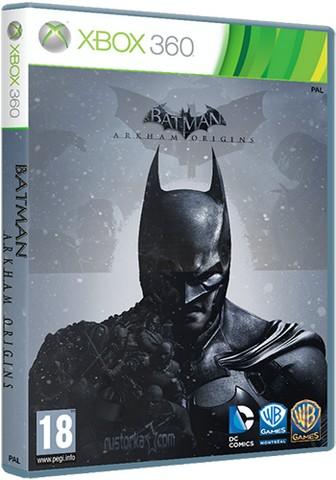 Batman: Arkham Origins [2013 / Action, Adventure, 3st Person / GOD / XBOX360]