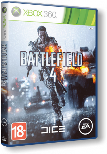 Battlefield 4 [2013 / Action, Shooter, 3D, 1st, Person / L / XBOX360]