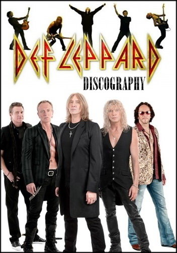 Def Leppard / Discography [1980-2013]