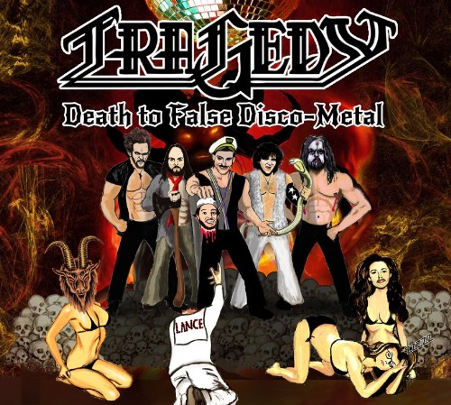 Tragedy / Death To False Disco-Metal [2013] MP3