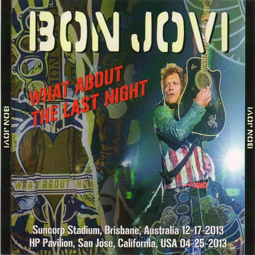 Bon Jovi / What About The Last Night [2013] MP3