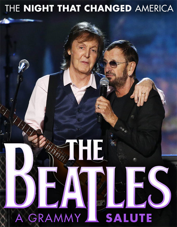 The Beatles / The Night That Changed America (A Grammy Salute) [2014 / Rock, Rock-n-roll, Pop-rock / HDTVRip 720p]