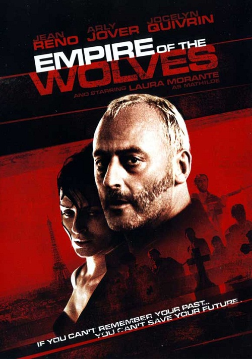 Империя волков / Empire of the wolfes / L'empire des loups [2005 / Боевик, триллер, драма / BDRip 1080p]