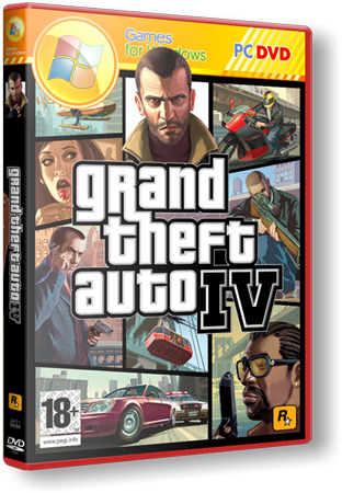 Grand Theft Auto 4 Blood Money [2012 / Action, Shooter, Racing, 3D, 3rd, Person / Repack]