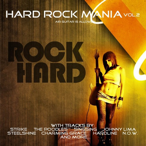 VA / Hard Rock Mania Vol 2 [2014] MP3