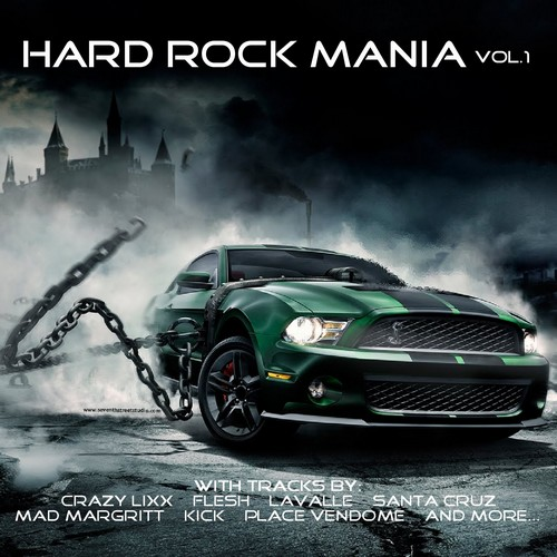 VA / Hard Rock Mania Vol 1 [2014] MP3
