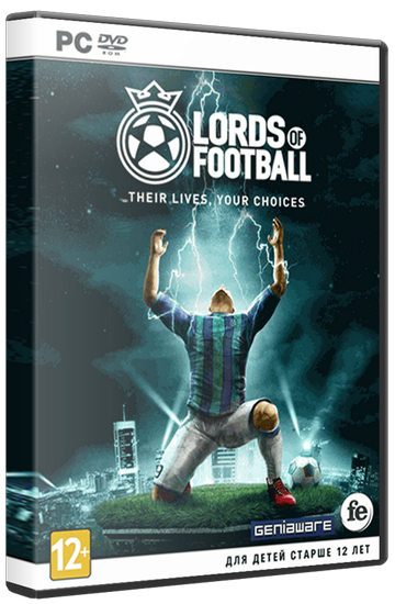 Lords of Football [2013 / Strategy, Sport / RePack]