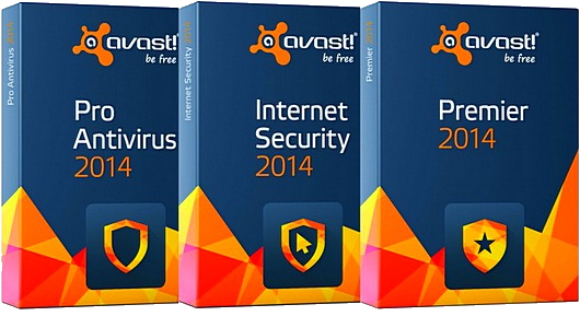 Avast! Premier / Internet Security / ProAntivirus [v9.0.2016 Final] [2014] Ru