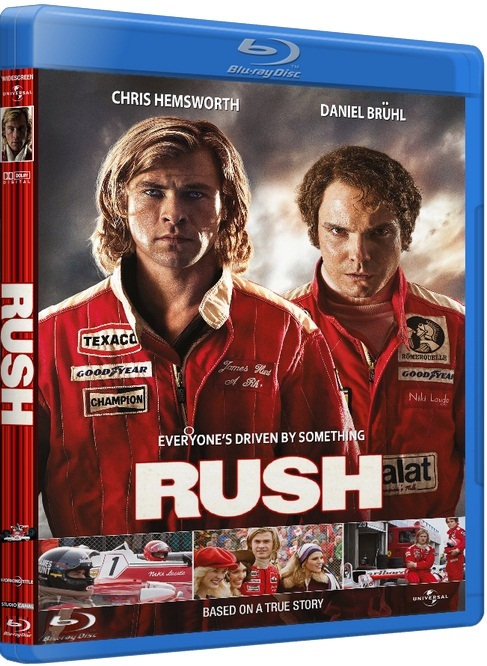 Гонка / Rush [2013 / Боевик, драма, биография, спорт / BDRip 720p] DUB+SUB (Сербин)
